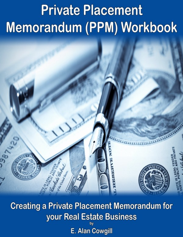 Private Placement Memorandum Template  Non Compete Agreement