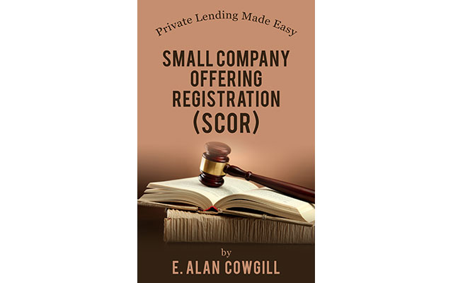 SCOR: Small Corporate Offering Registration