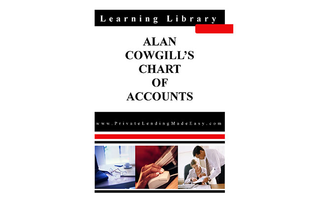 Alan Cowgill's Chart Of Accounts Made Easy